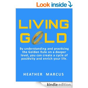 My First Book 'Living Gold' is available today!