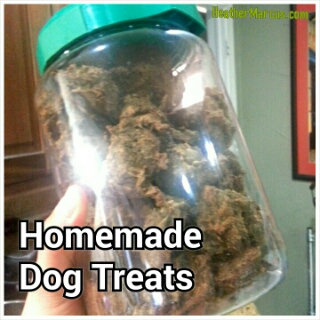 Homemade Dog Treats – An Original Recipe