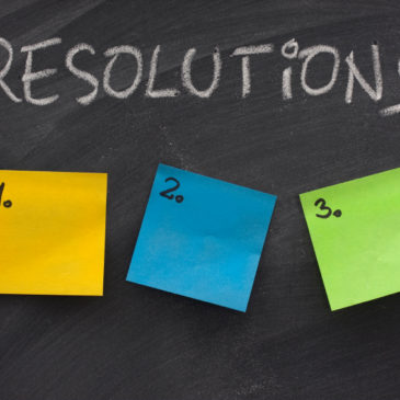 I Am Resolved to…