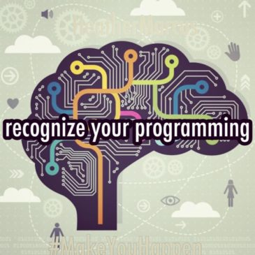 Recognize Your Programming