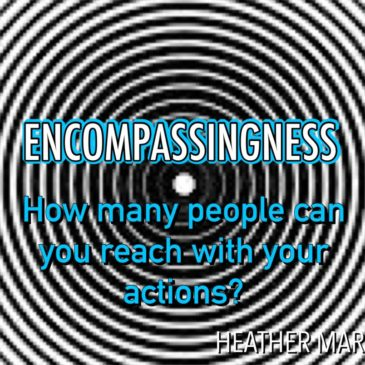 Encompassingness: The Essence of Universal Themes