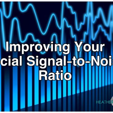 'Missed Connections' — 5 Tips for Improving Your Social Signal-to-Noise Ratio