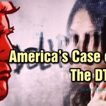 America's Case of The DTs: An Epidemic