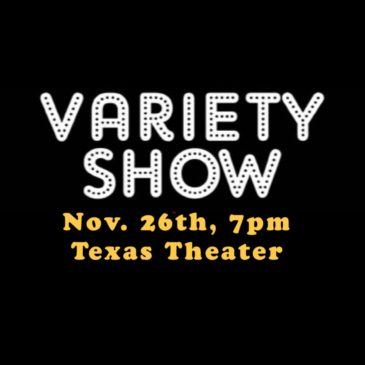 Variety Show Home
